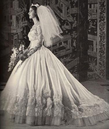 1950s Bride