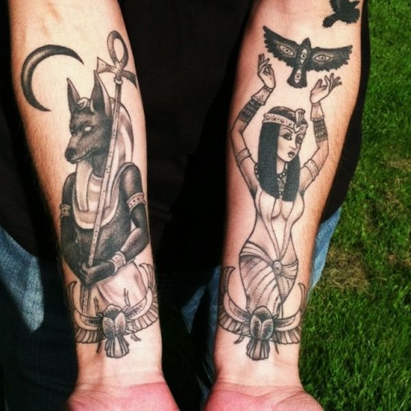 25+ Best Ideas About Egyptian Tattoo On Pinterest