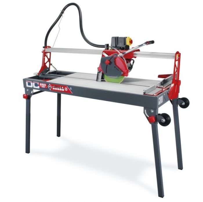 Rubi Diamant Dc 250 1200 1 5 Hp 48 Tile Saw Table Saw Diy Table Saw Tile Saw