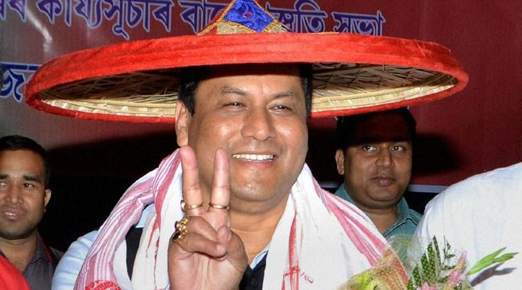 Assam Chief Minister Sarbananda Sonowal will be visiting Silchar located in southern Assam today.