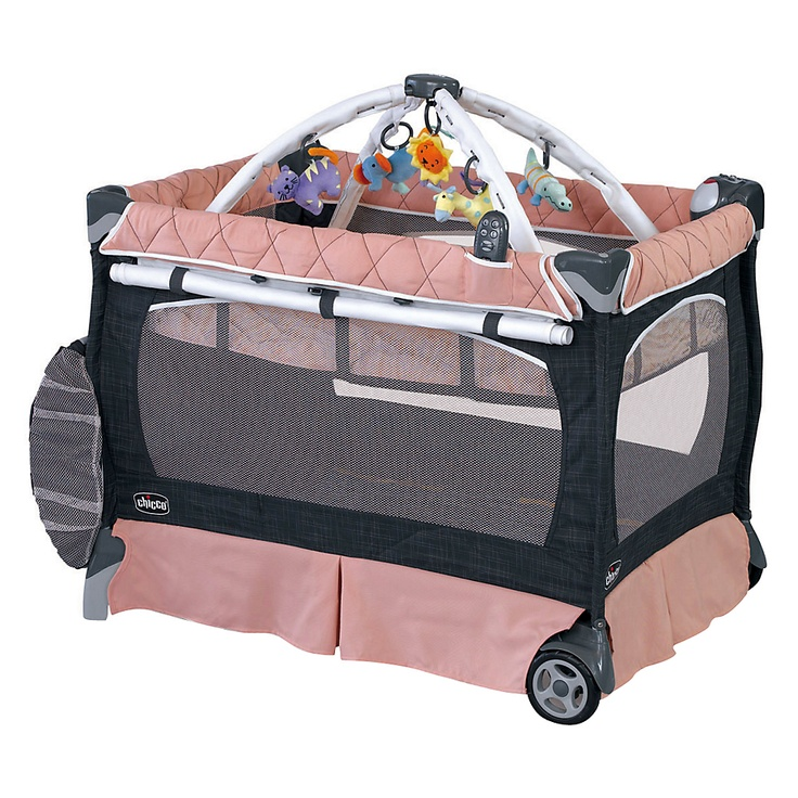 Cuna Pack and Play Lullaby Bella - Falabella.com