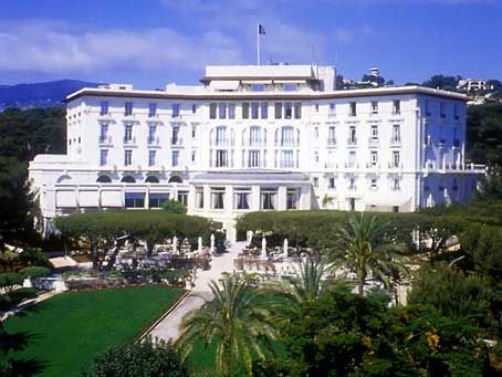 Grand Hotel du Cap Ferrat Cannes, France.  I had the best steak ever there.
