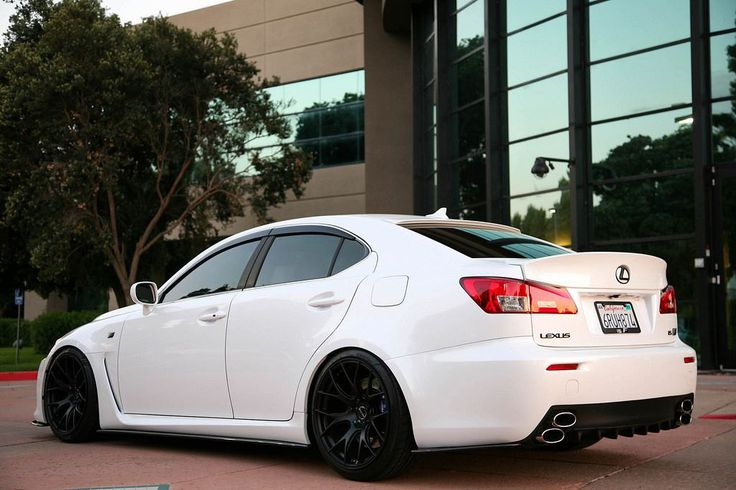 Lexus ISF. My wifes next ride!