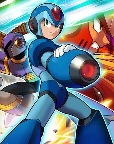 Imágenes de Megaman X [Zero, Axl y X]