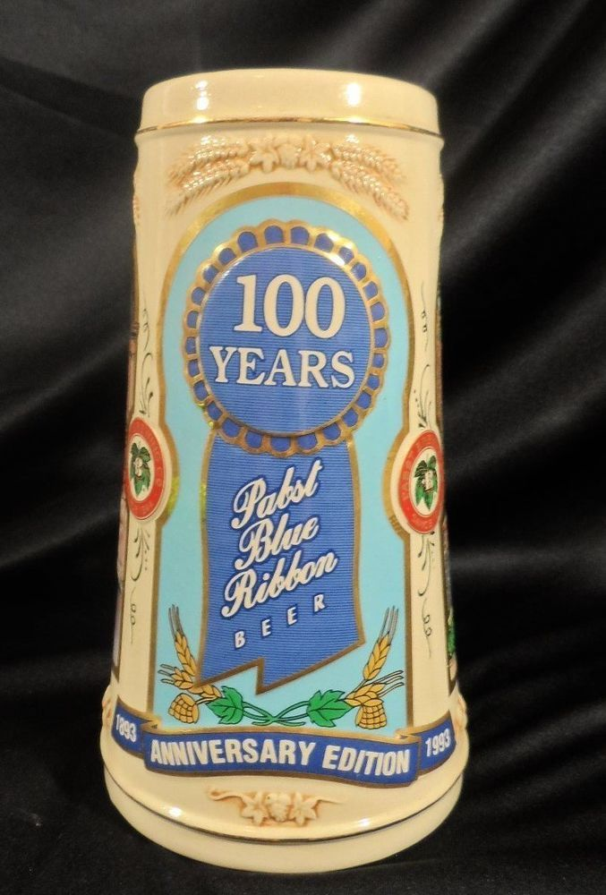 Pabst Blue Ribbon 100 Year Anniversary Limited Edition