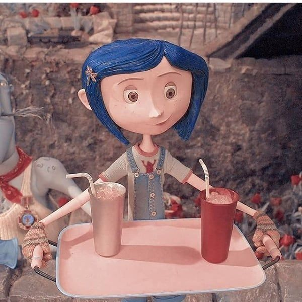 Pin De Mhyuzu Em Coraline Em 2020 Wallpapers Bonitos Coraline Filmes