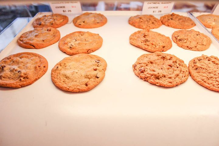 Fact: life is better with fresh baked cookies.  #yyceats #yycfoodie