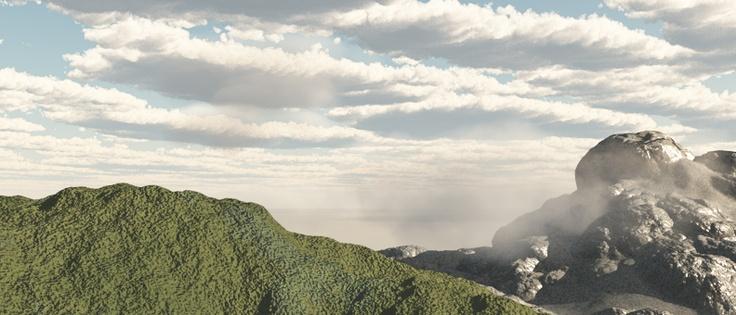landscape test (vue)