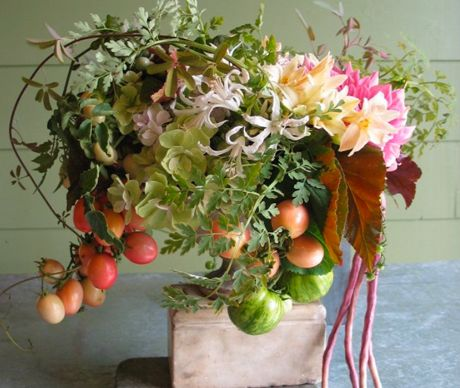 55 best ode to ariella chezar images on pinterest flower Floral arrangements with fruit