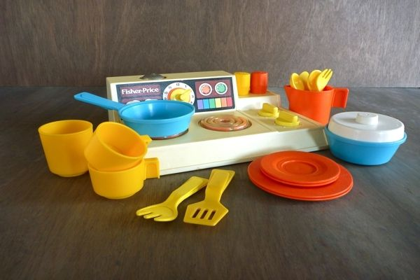 childs play cooking set