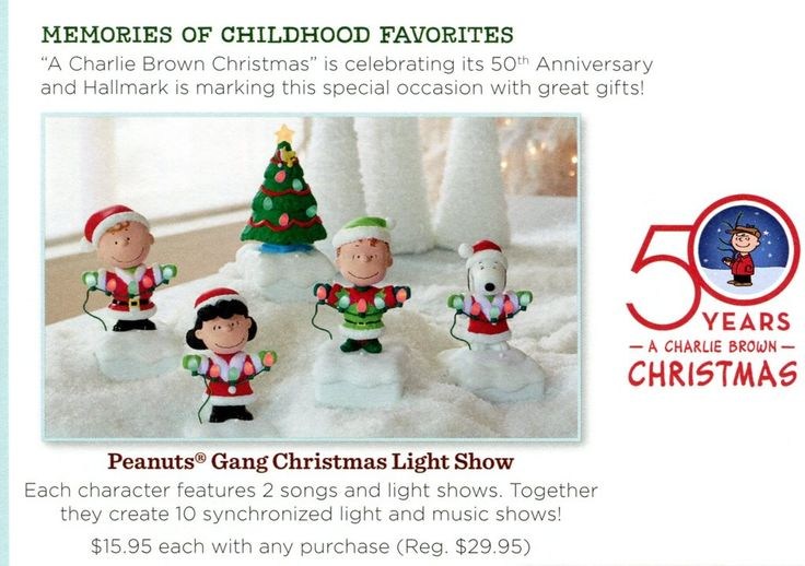 Peanuts Gang Christmas Light show for 2015! Yay! This set is so ...