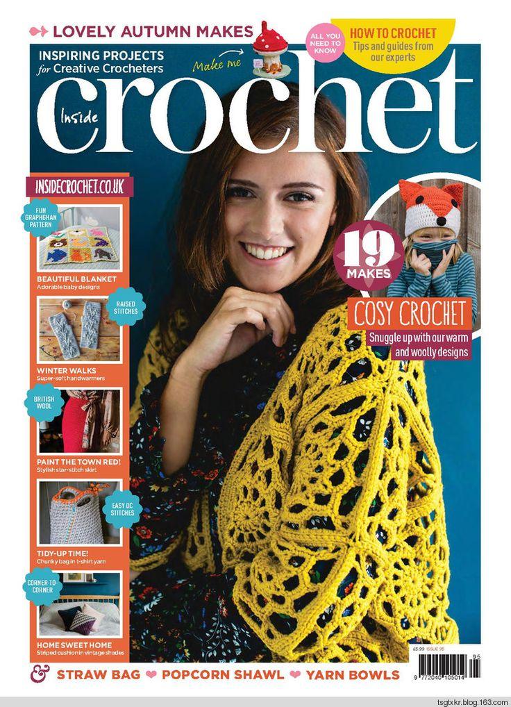 DIY Des projets au crochet. (Inside Crochet №95 2017 - 轻描淡写 - 轻描淡写) (http://tsgtxkr.blog.163.com/blog/static/747834772017102491341750/)