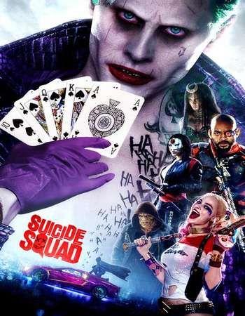 movie4free: Suicide Squad 2016 English 450MB HC HDRip 720p HEV...