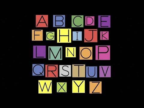 Alphabet Songs (26 Letter Videos + ABC Video). This video includes all letter songs and is over 1.5 hours long!