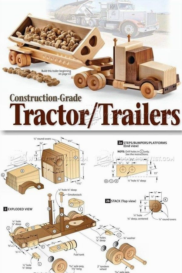 Wooden Toy Plans Design No 13551 Smart Wooden Toy Designs For