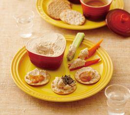 ツナと豆腐のパテ - ル・クルーゼレシピサイト