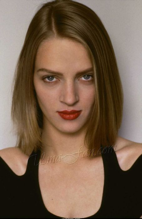 Uma Thurman - Sheila Metzner