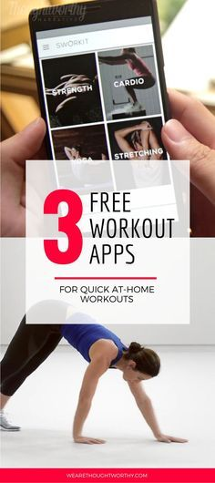 No time to exercise? Here are 3 free workout apps that can help you get a good workout in anytime, anywhere, as long as you have just 5 minutes to spare.