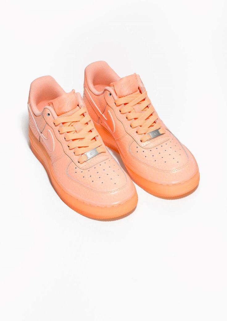 Air Force Neon Orange