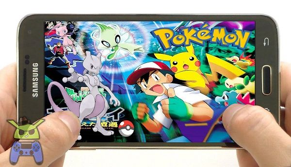 Ahora nuevo juego de Pokémon en tu celular