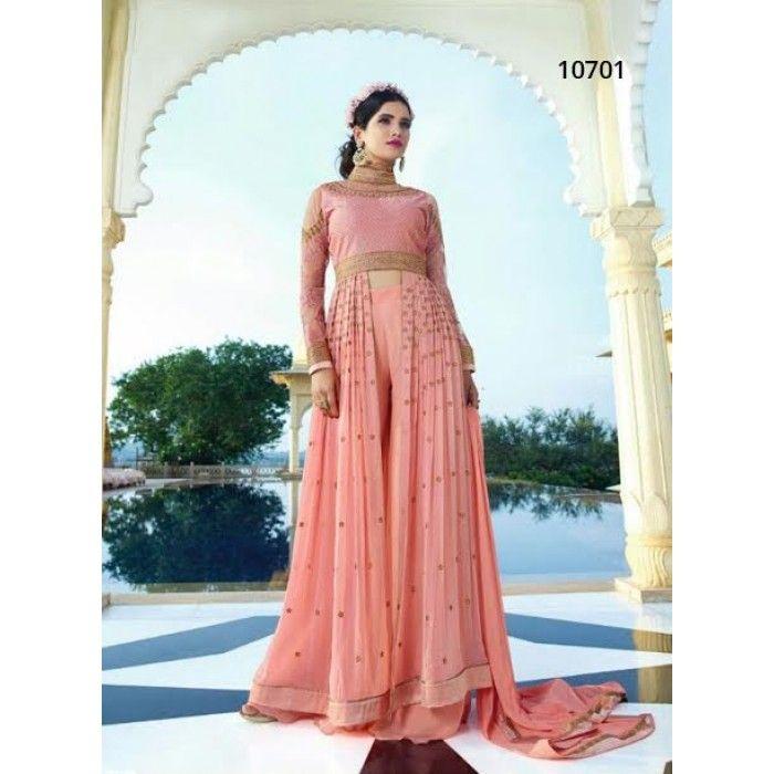 Astounding Designer Salwar Suit-1