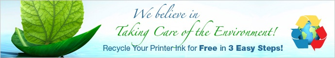 Free Ink & Toner Recycling Program