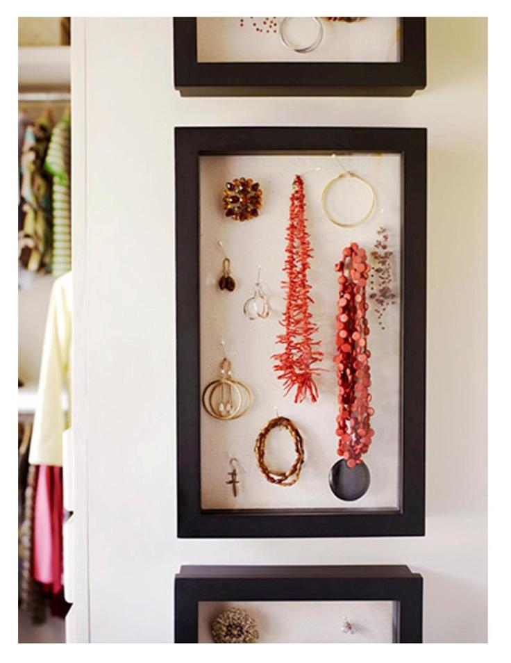 92 best Jewelry Organizing Ideas images on Pinterest Organizers