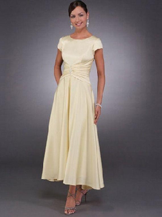 Mother Of The Groom Tea Length Dresses Macy\'S - Junoir Bridesmaid ...