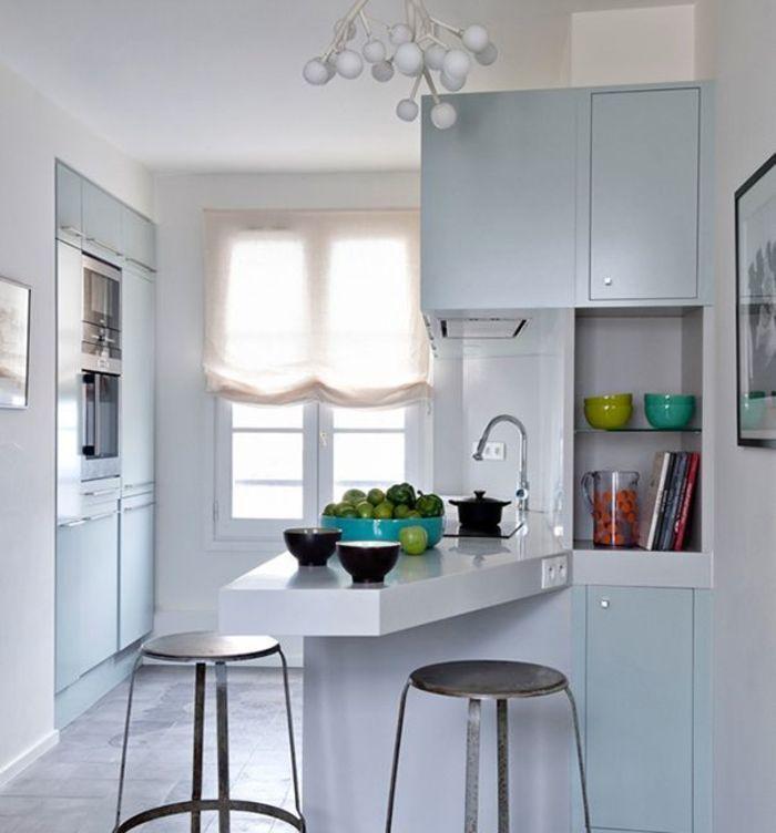 Парижская квартира для двоих соседей в 50 м² – Красивые квартиры