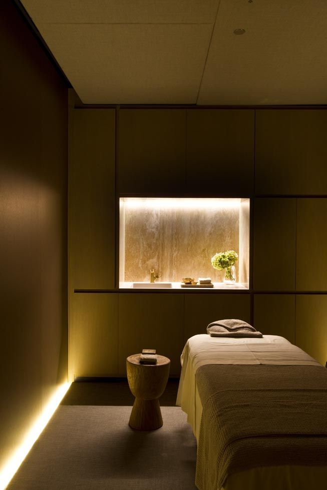 Spa Lighting DesignSpa Interior