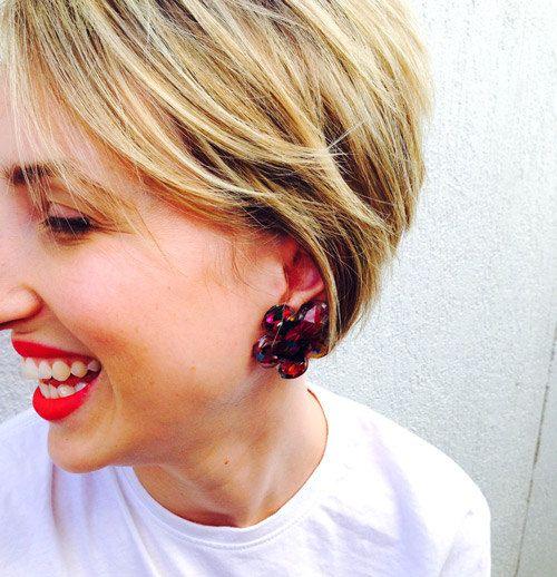 Confetti Oh Petal - Flower Earrings - Glitter - Large Button Earrings - Statement - Concrete Jellyfish by ConcreteJellyfishCo on Etsy