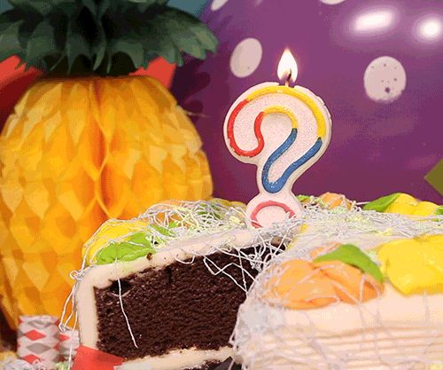 birthday happy birthday cake question mark birfday bot #humor #hilarious #funny #lol #rofl #lmao #memes #cute