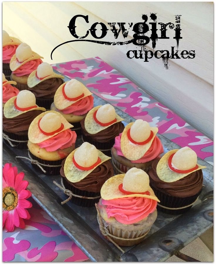 The 25 best Pink camo cupcakes ideas on Pinterest Pink camo
