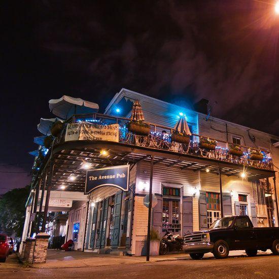 The Avenue Pub | Food
