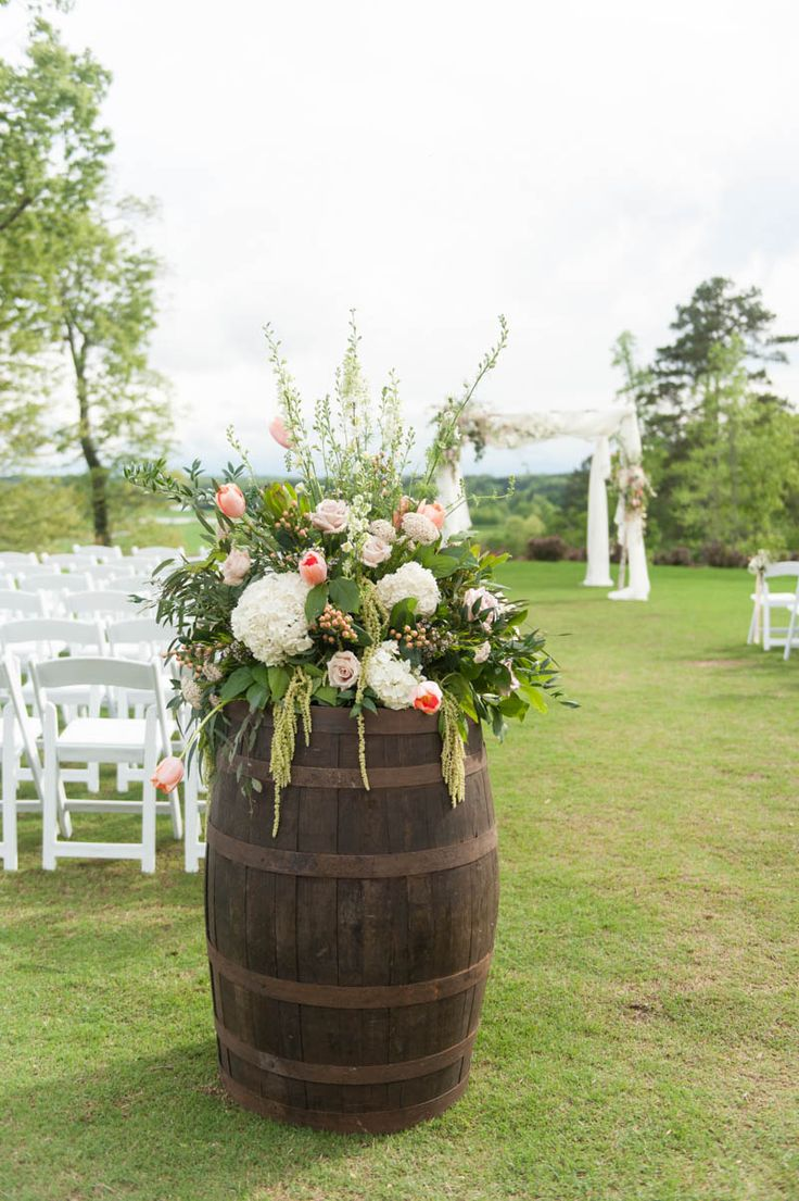 Country Chic Summer Wedding at Foxhall Resort and Sporting Club in Douglasville, GA. - The Celebration Society