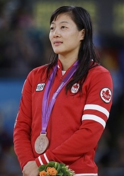Day 12 (August 8th, 2012) - Bronze -Women's Freestyle Wrestling 48 KG - Carol Huynh
