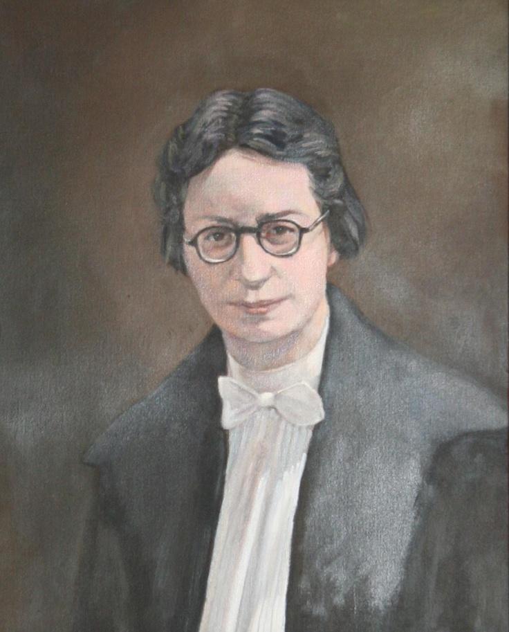 Cornelia de Vogel (1905-1986) hoogleraar in de antieke en vroeg-christelijke wijsbegeerte in Utrecht