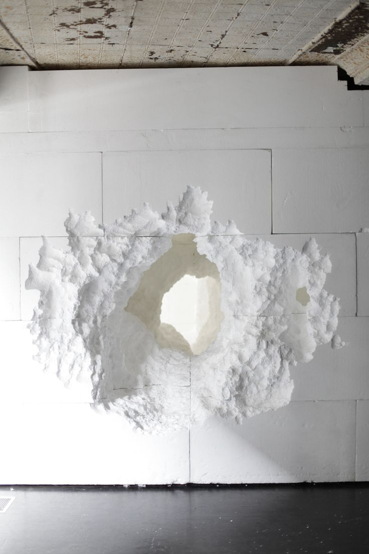 Daniel Arsham - DIG, in collaboration with Snarkitecture, Storefront for Art and Architecture, 2011