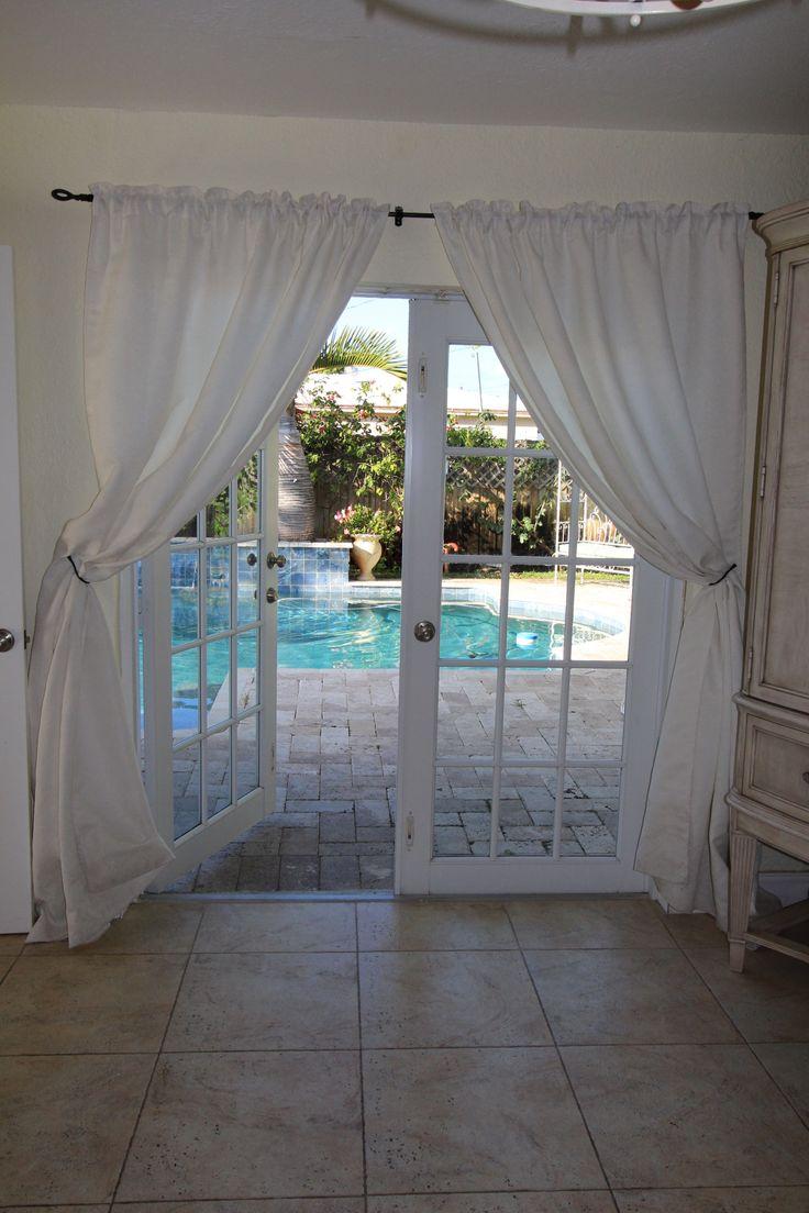 Trocal 76 entry door tiltturnwindows ca - French Doors View Of Pool