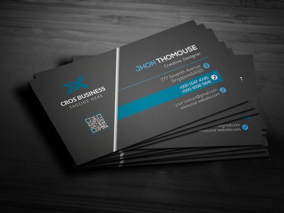 Pro Business Card by Create Art on @creativemarket