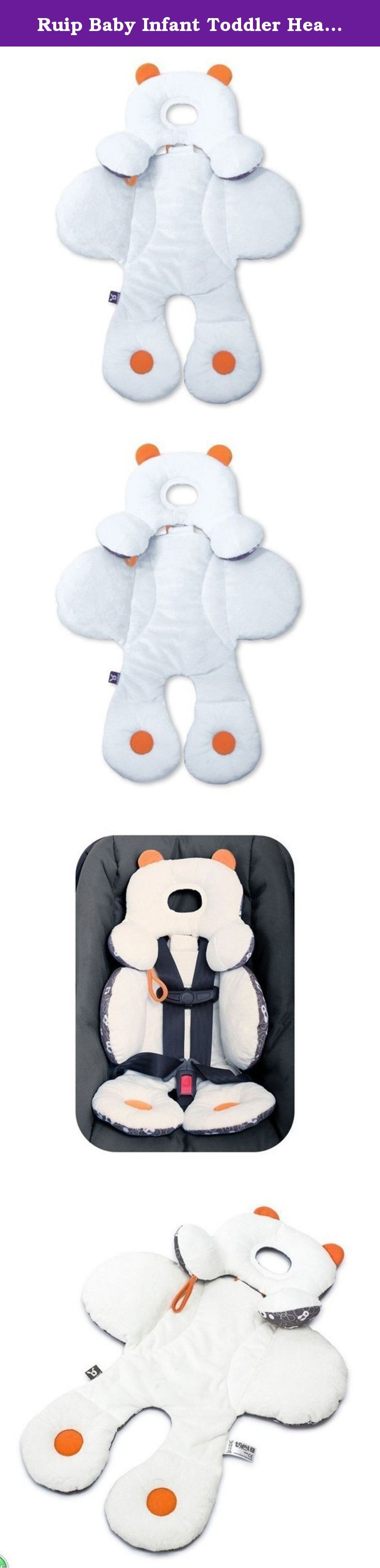 Ruip Baby Infant Toddler Head Body Support Car Seat Cover Joggers Strollers Support Body Cushions. Type:Baby Stroller Pattern Type:Character Frame Material:Plastic Age Range:10-12 months Material:Cotton,Polyester Capacity:Single Type:Seat Cushion.