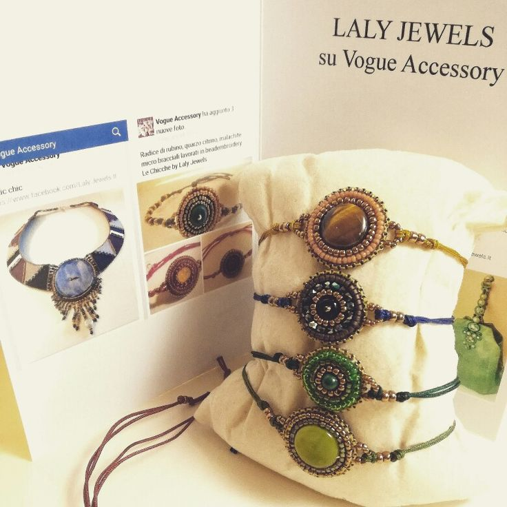 Laly jewels on Vogue Accessory