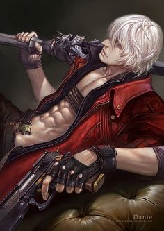 Devil May Cry fan art