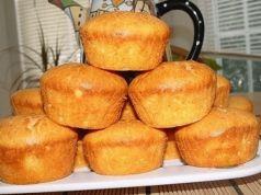 Recept na fantastické tvarohové muffiny. To musíte vyzkoušet!
