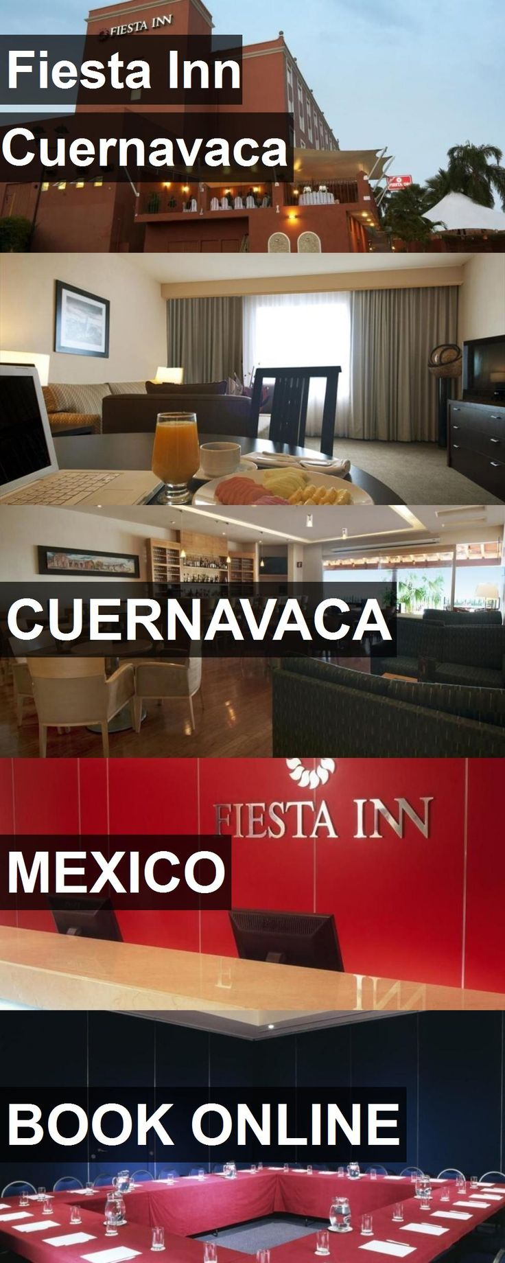 Hotel Fiesta Inn Cuernavaca in Cuernavaca, Mexico. For more information, photos, reviews and best prices please follow the link. #Mexico #Cuernavaca #travel #vacation #hotel