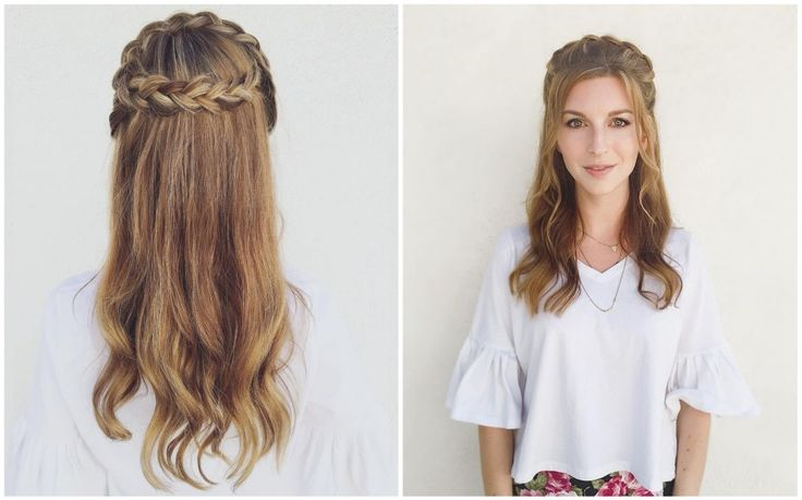 20 Braided Prom Hairstyles You Can Recreate