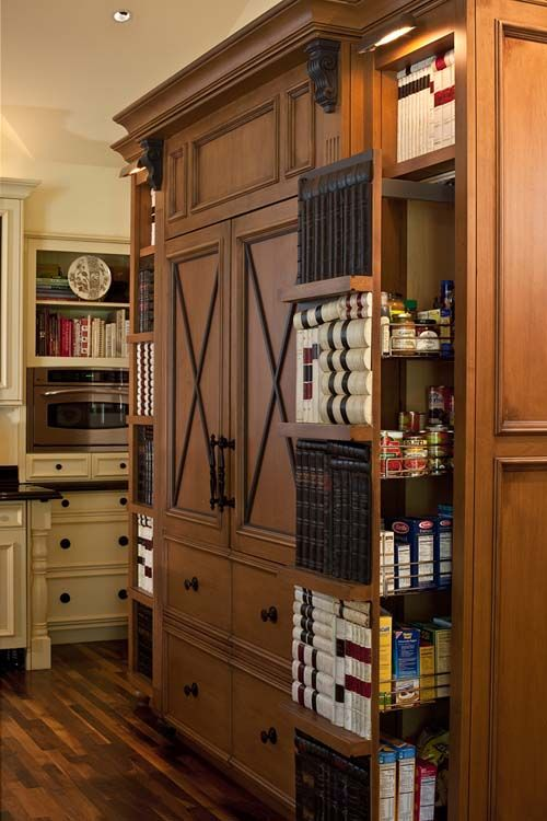 110 best pantries images on pinterest kitchen storage kitchen armoire and pantries. Black Bedroom Furniture Sets. Home Design Ideas