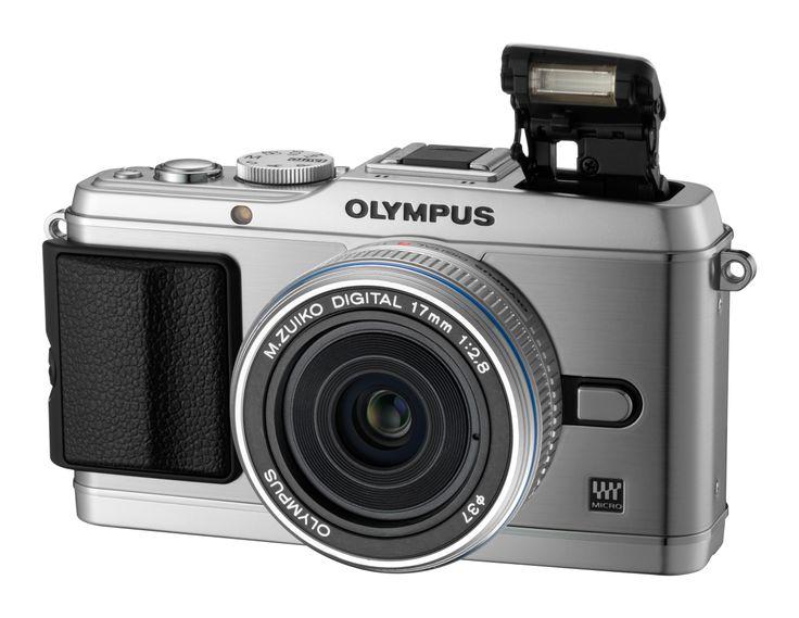 Olympus PEN E-P3 // http://bit.ly/PEN_E-P3