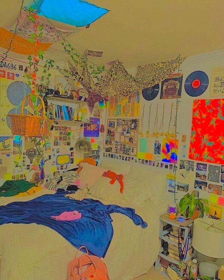indie kids on Instagram: room decor inspo in 2020 | Indie ... on Room Decor Indie id=36447