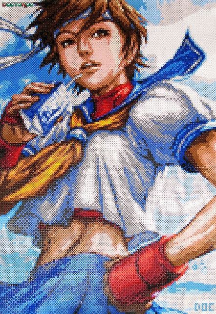 Sakura (Street Fighter Alpha)